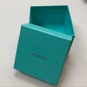 Tiffany & Co. Jewelry Gift Box